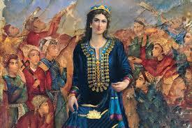 آزادی زنان ایرانی