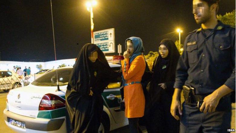 دستگیری صدها نفر در جشن های شبیلدا