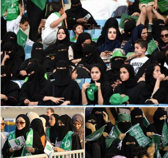 فوتبال؛ روزی تاریخی براي زنانعربستان